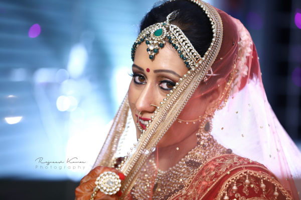 Bridal Portraits - Wedding Photography in Dehradun