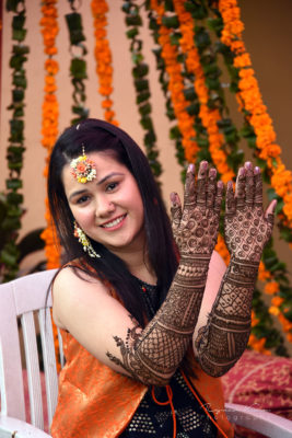 Best Wedding Photographer in Dehradun, Bridal Portrait - Rajneesh Photography