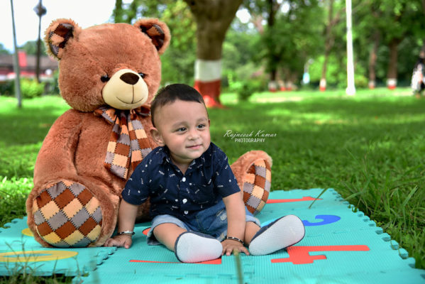 Pre-birthday, baby & kids photoshoot