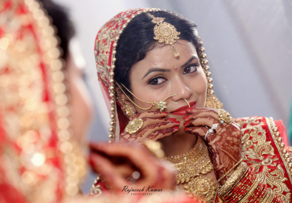 Bride Portraits - Wedding Photography in Dehradun