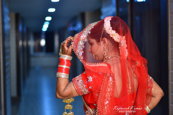 Bride Portraits - Wedding Photography in Dehradun3