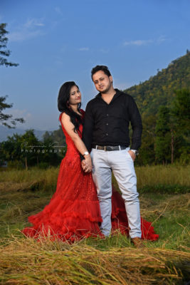 Pre Wedding photoshoot in dehradun - Rajneesh Photography