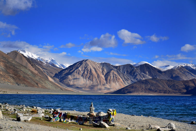 Pangog Lake, Ladakh - Rajneesh Kumar Photography