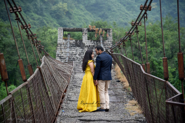 Pre/post wedding photography in Dehradun - Rajneesh Kumar Photography