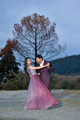 Best pre-wedding photographer in dehradun