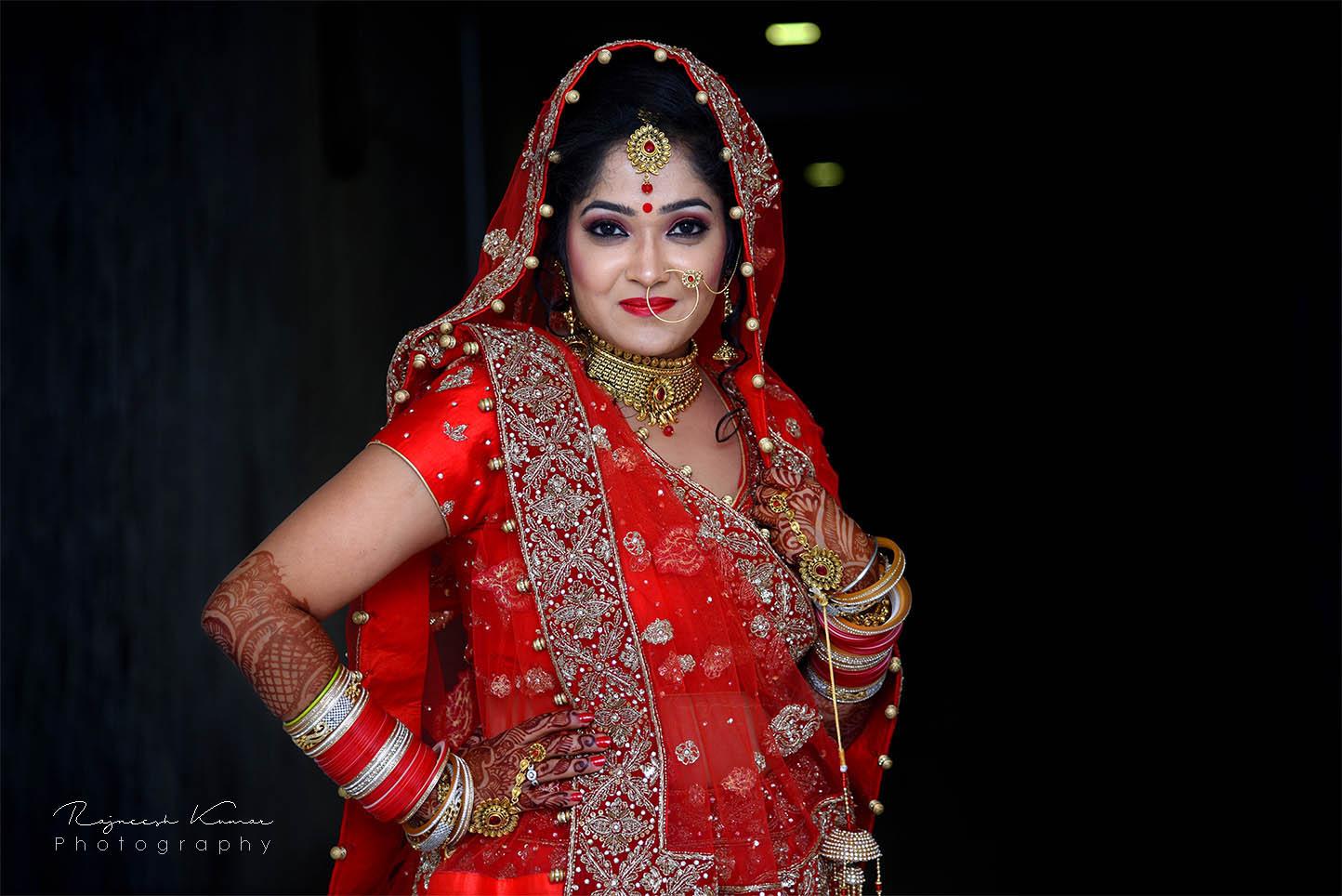 Bride Portraits – Wedding Photography in Dehradun7