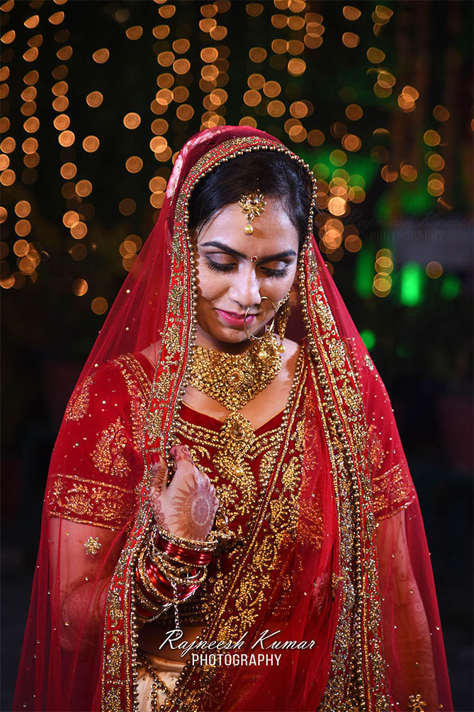 Bride Portraits – Wedding Photography in Dehradun8